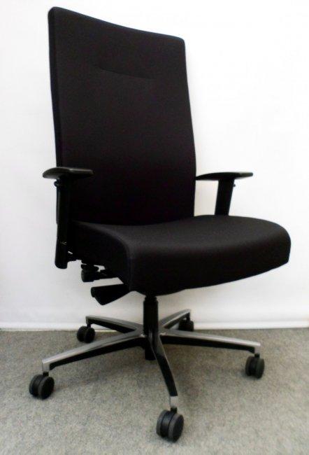 neuer xl drehstuhl max das zweite b ro gesundsitzer hausmarke. Black Bedroom Furniture Sets. Home Design Ideas