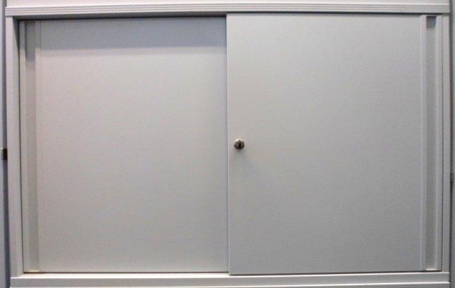 graues Sideboard von Dyes